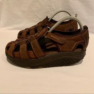 Women's SKECHERS SHAPE UPS Sandals Shoes Sz 7.5